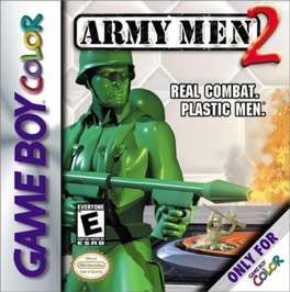 Army Men 2 Nintendo Game Boy Color, 2000