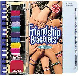 Friendship Bracelets by Laura Torres 1996, Mixed Media