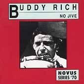 No Jive by Buddy Rich CD, Sep 1992, Novus