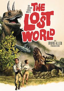 The Lost World DVD, 2010, With XL T shirt