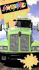 Awesome Big Rigs VHS, 1994