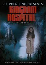 Stephen King Presents Kingdom Hospital DVD, 2008, 4 Disc Set