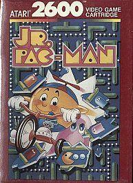 Jr. Pac Man Atari 2600, 1988