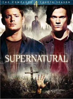 Supernatural   The Complete Fourth Season DVD, 2009
