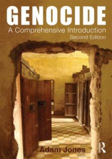 Genocide A Comprehensive Introduction by Adam Jones 2010, Paperback