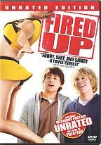 Fired Up DVD, 2009, Unrated