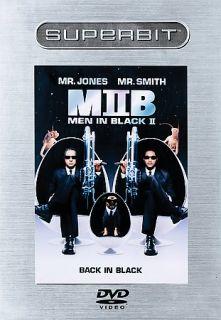 Men in Black II DVD, 2003, Superbit