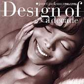 Design of a Decade 1986 1996 by Janet Jackson CD, Oct 1995, A M USA