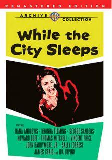 While the City Sleeps DVD, 2011