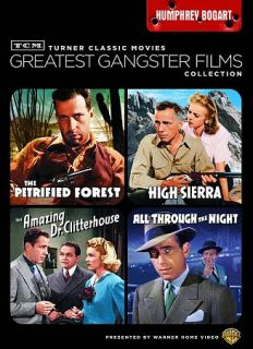 Gangster Films Collection Humphrey Bogart DVD, 2012, 2 Disc Set