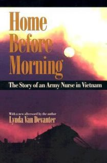 Nurse in Vietnam by Lynda Van Devanter 2001, Paperback, Reprint