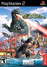 Godzilla Save the Earth Sony PlayStation 2, 2004