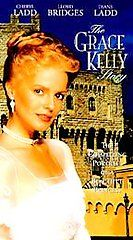 The Grace Kelly Story VHS, 1995, Closed Captioned