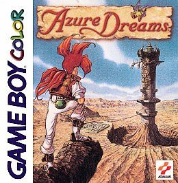 Azure Dreams Nintendo Game Boy Color, 2000