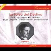 Verdi La Forza del Destino by Bruce Dargavel CD, Sep 2004, 3 Discs, GM