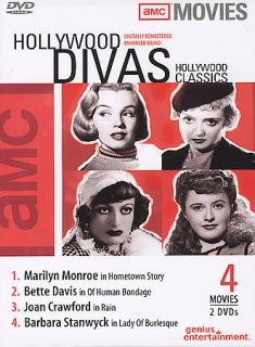AMC   Hollywood Classics Hollywood Divas DVD, 2004