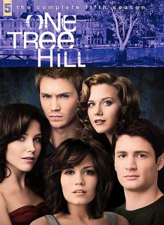 One Tree Hill   The Complete Fifth Season DVD, 2008, 5 Disc Set