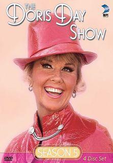 The Doris Day Show   Season 5 DVD, 2007, 4 Disc Set