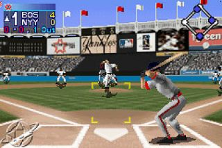 All Star Baseball 2004 Nintendo Game Boy Advance, 2003