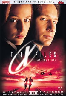 The X Files Fight the Future DVD, 2005, Checkpoint