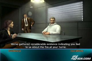 CSI Crime Scene Investigation Xbox, 2004
