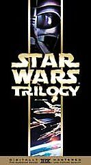 Star Wars Trilogy VHS, 2000, Special Edition Episode II Footage
