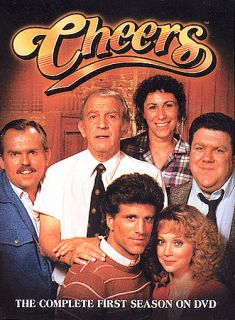 Cheers   The Complete First Season DVD, 2003, 4 Disc Set