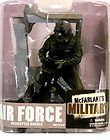 McFarlane Military Series 6 Air Force Helicopter Action Figure Loose
