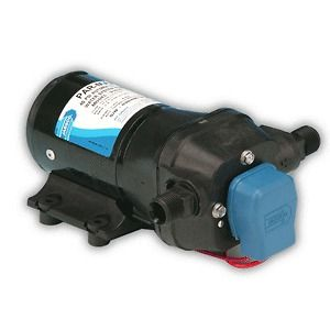 JABSCO PARMAX HIGH PRESSURE 3 OUTLET WATER PUMP 3.5PGM