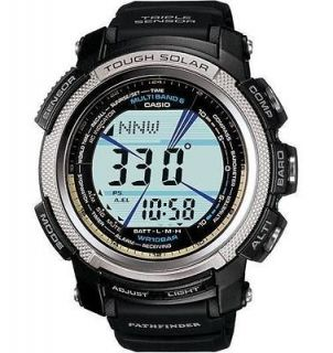 Casio ProTrek PathFinder PAW2000 1 Tough Solar Power Digital Watch New