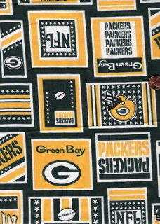 Custom Made 4U Medical Nurse Vet Scrub Top NFL Green Bay Packers