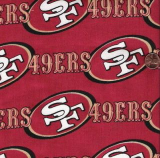 Custom Made 4U Medical Nurse Vet Scrub Top NFL San Francisco SF 49ers