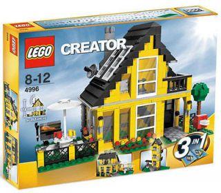 Lego Creator Beach House #4996