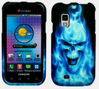 Skull Straight Talk Samsung Galaxy S Showcase SCH S950C Phone Cover