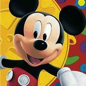 mickey mouse cross stitch patterns