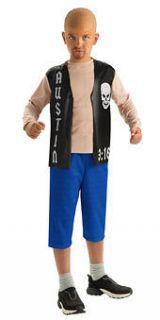 Child WWE Wrestling Stone Cold Steve Austin Costume