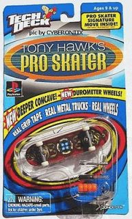 1999 Tech Deck The Firm BOB BURNQUIST Tony Hawk Pro Skater Board