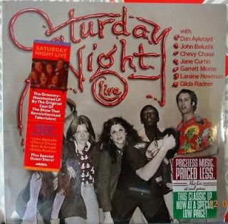 SATURDAY NIGHT LIVE // NBCs Saturday Night Live / US Reissue LP