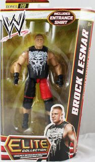 BROCK LESNAR   WWE ELITE 19 MATTEL TOY WRESTLING ACTION FIGURE