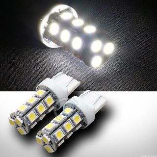 SMD LED White Rear Turn Signal Light Bulb DC 12V (Fits: 2005 Acura TL