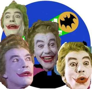 UNCUT BATMAN MASTER 1966 TV SERIES DVD SET 2 CASE/LABELS   2 BONUS