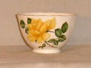 Royal Adderley Fine English Bone China Individual Open Sugar Bowl