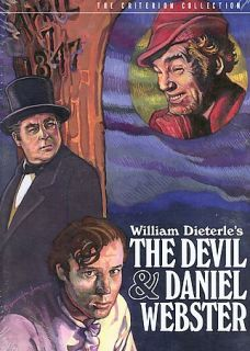 The Devil & Daniel Webster   Criterion Collection, DVD, Edward Arnold