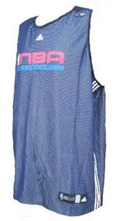 Adidas NBA Fusion reversible basketball jersey MENS XXL vintage adult