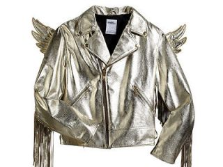 adidas ObyO Jeremy Scott Gold Wings Jkt Sizes S L Metalgold RRP £500