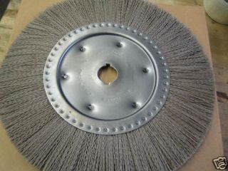 14 RADIAL BRUSHES 120 GRIT AO 1 1/4 DKY AH #44157