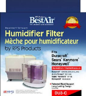 best air humidifier filters