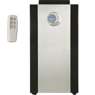 14K BTU Antimicrobial Filter Portable Air Conditioner   Dual Hose