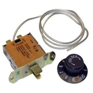 BEVERAGE AIR / Ranco Cooler Thermostat Control Replaces 502 194A