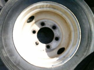 lug WHEELS 19.5 x 6.00 ford f600 truck used rims several others